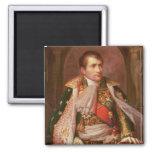 Napoleon Bonaparte (1769-1821), como rey de Italia Imán Cuadrado