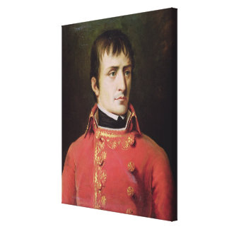 Napoleon Bonaparte 1796 Impresión De Lienzo