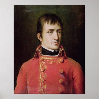 Napoleon Bonaparte  1796 Poster