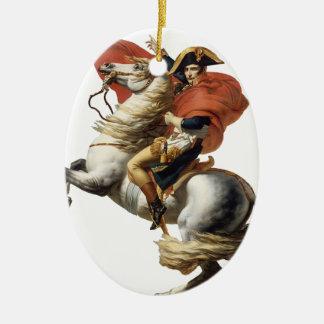 Napoleon Bonaparte  1800 Ceramic Ornament