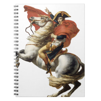 Napoleon Bonaparte 1800 Libreta Espiral