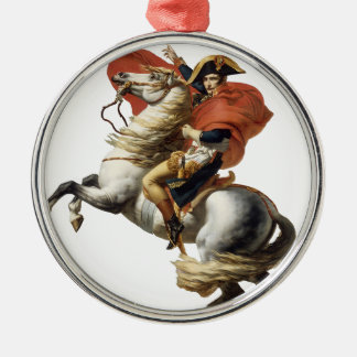 Napoleon Bonaparte  1800 Metal Ornament