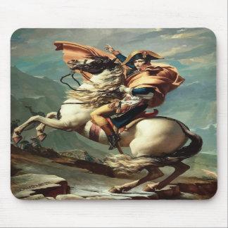 Napoleon Bonaparte a caballo Tapete De Ratones