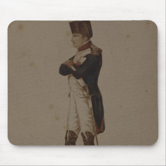 Napoleon Bonaparte as First Consul Mouse Pad