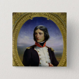 Napoleon Bonaparte  as Lieutenant Colonel Pinback Button