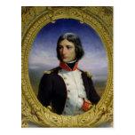 Napoleon Bonaparte  as Lieutenant Colonel Postcard