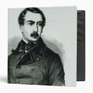 Napoleon Bonaparte as Representative of People 3 Ring Binder