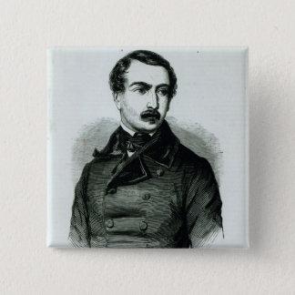 Napoleon Bonaparte as Representative of People Pinback Button