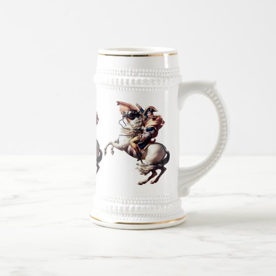Napoleon Bonaparte Beer Stein