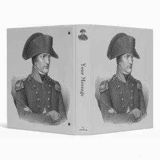 Napoleon Bonaparte Vinyl Binder