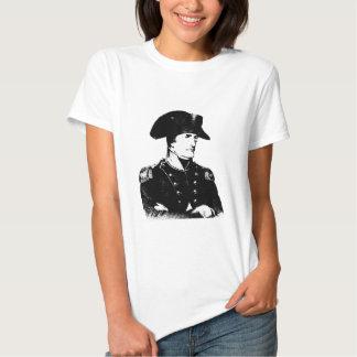 Napoleon Bonaparte -- Black and White T-Shirt