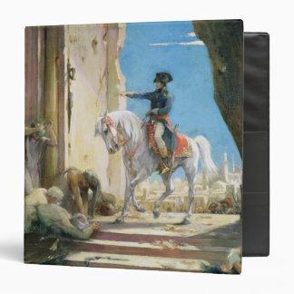 """Napoleon Bonaparte Carpeta 1 1/2"""""""