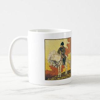 Napoleon Bonaparte Classic White Coffee Mug