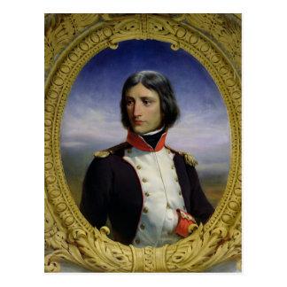 Napoleon Bonaparte como Teniente Coronel Postales