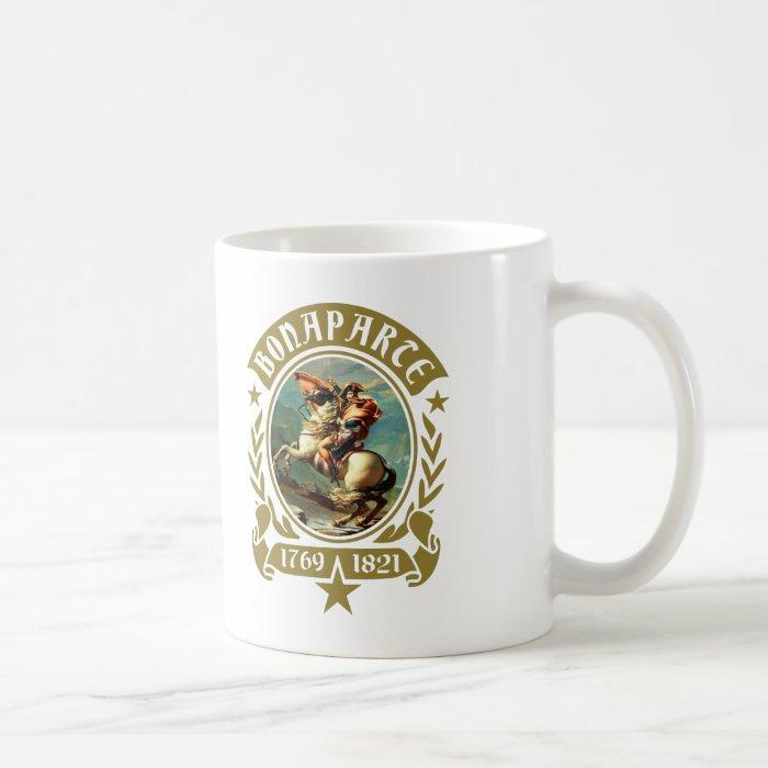 Napoleon Bonaparte Crossing the Alps Coffee Mug | Zazzle