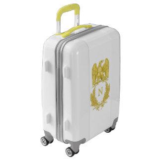 Napoleon Bonaparte Emblem Luggage