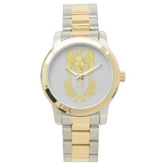 Napoleon Bonaparte Emblem Wristwatch