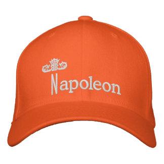 Napoleon Bonaparte Embroidered Baseball Hat