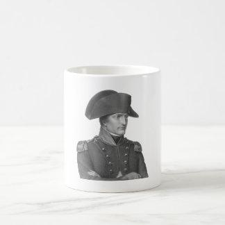 Napoleon Bonaparte en uniforme Taza