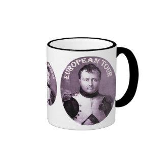Napoleon Bonaparte ~ European Tour Ringer Mug