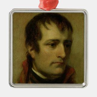 Napoleon Bonaparte  First Consul, 1802 Metal Ornament