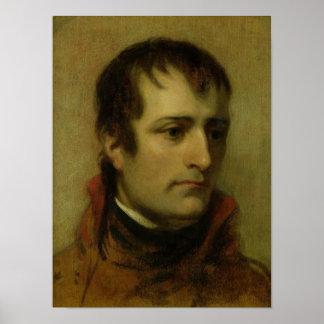 Napoleon Bonaparte  First Consul, 1802 Print
