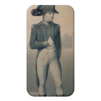 Napoleon Bonaparte First Consul at Malmaison Cover For iPhone 4