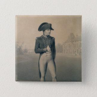 Napoleon Bonaparte First Consul at Malmaison Pinback Button