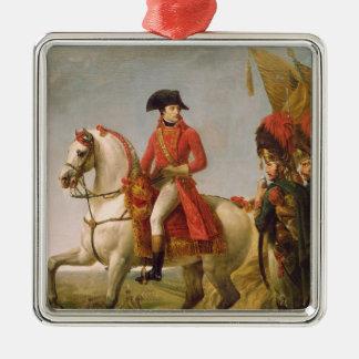 Napoleon Bonaparte  First Consul Metal Ornament
