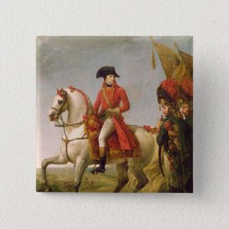 Napoleon Bonaparte  First Consul Pinback Button
