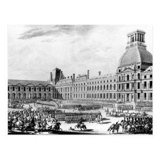 Napoleon Bonaparte  First Consul Postcard