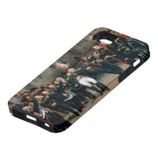 Napoleon Bonaparte Funda Para iPhone 5 Tough