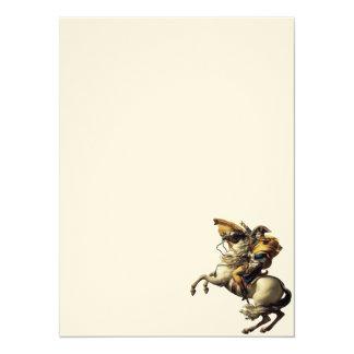 Napoléon Bonaparte Customized Announcement Cards