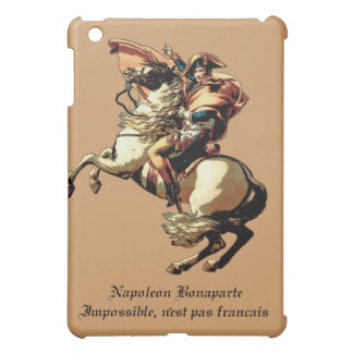 Napoleon Bonaparte iPad Case