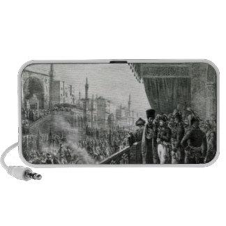 Napoleon Bonaparte iPod Altavoz