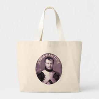 Napoleon Bonaparte Jumbo Tote Bag