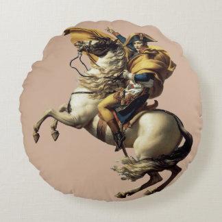 Napoléon Bonaparte Round Pillow