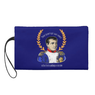 Napoleon Bonaparte - Never Interrupt Your Enemy Wristlet