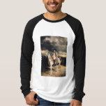 Napoleon Bonaparte On Horseback Tee Shirts