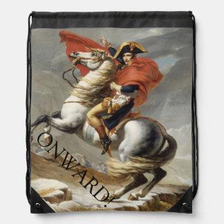 """Napoleon Bonaparte """"ONWARD!"""" Backpack"""