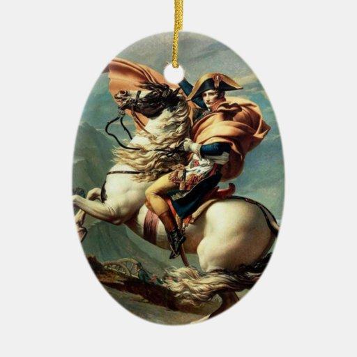 Napoleon Bonaparte Christmas Ornament