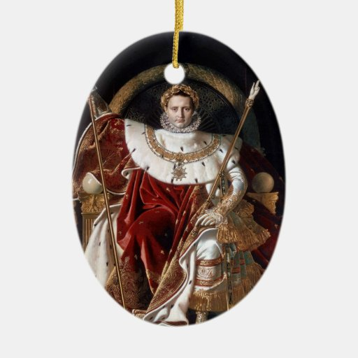 Napoleon Bonaparte Christmas Tree Ornament