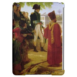 Napoleon Bonaparte Pardoning los rebeldes