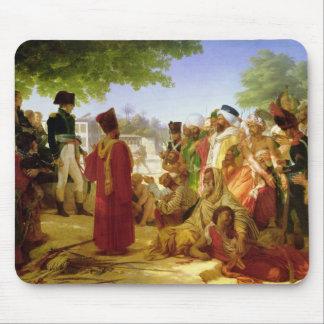 Napoleon Bonaparte Pardoning los rebeldes Tapetes De Ratón