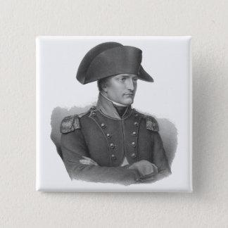 Napoleon Bonaparte Pinback Button