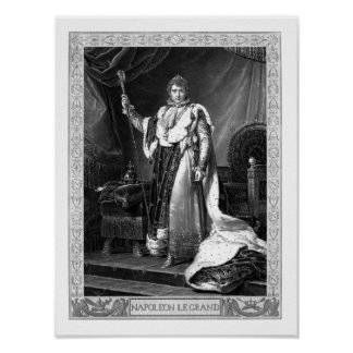 Napoleon Bonaparte Póster
