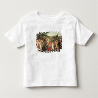 Napoleon Bonaparte  Receiving the Keys Toddler T-shirt