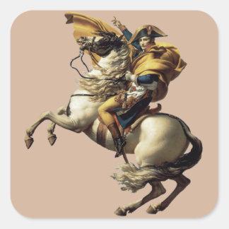 Napoléon Bonaparte Square Sticker