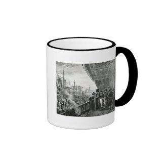Napoleon Bonaparte Tazas De Café