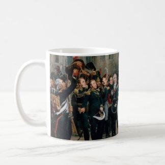 Napoleon Bonaparte Taza Clásica